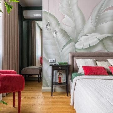 Квартира на ул.Ковалёва, спальня