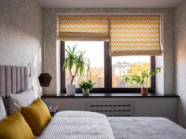 Современный Спальня by MO interior design