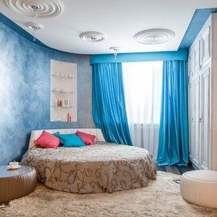 Квартира с гипсовым барельефом