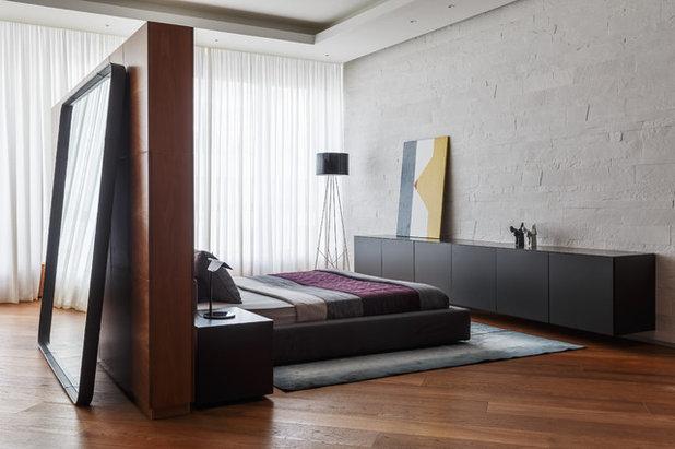 Современный Спальня by Artechnology