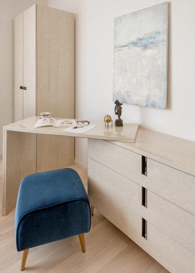 Современный Спальня by Студия дизайна интерьера Асии Орловой