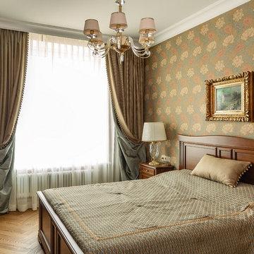 Квартира в английском стиле