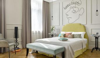 Квартира в французском стиле