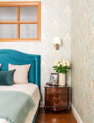 Классический Спальня by Наталья Широкорад