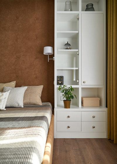 Современный Спальня by 121 Interior Architects