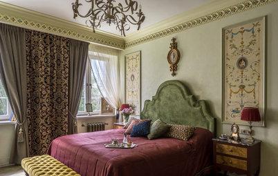 Houzz тур: Квартира в бывшем доходном доме