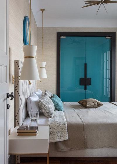 Неоклассика Спальня by BREYVOINTERIORS