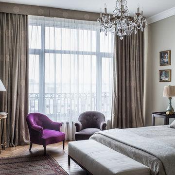 Квартира в Москве в современном доме