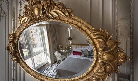 Houzz тур: Квартира с кухней без окна