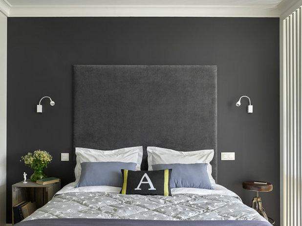 Dipingere Parete Dietro Il Letto : Il colore giusto dietro al letto ce ne sono ben da provare