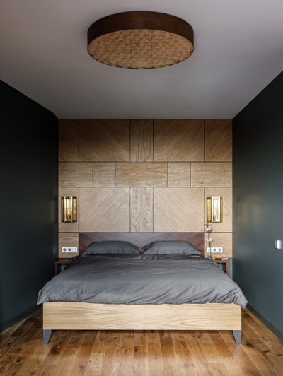 Современный Спальня by Remodel