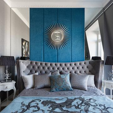 Квартира в стиле Кэрри