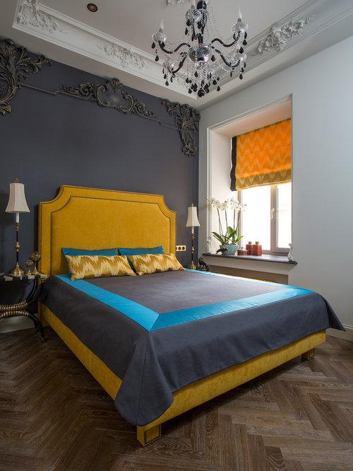 colori per le pareti della camera da letto - foto e idee | houzz - Colori Per La Camera Da Letto