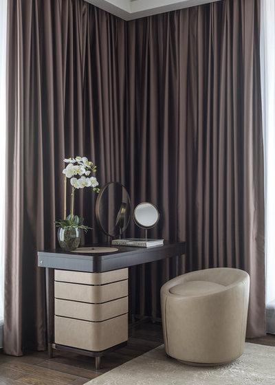 Современный Спальня by Архитектурное бюро LOFTING