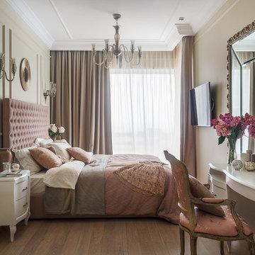 """Квартира в ЖК """"Дубровская Слобода"""" общей площадью 120 кв.м."""