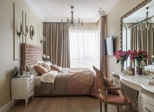 Классический Спальня by Дизайн Бюро Рублевой Марии