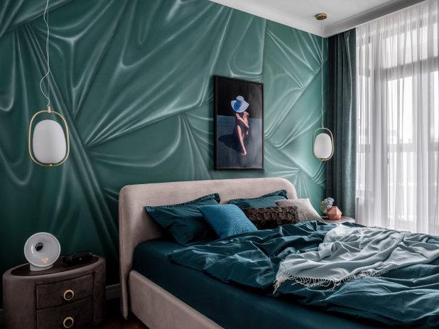 Неоклассика Спальня by ANDdesign / Александра Дашкевич