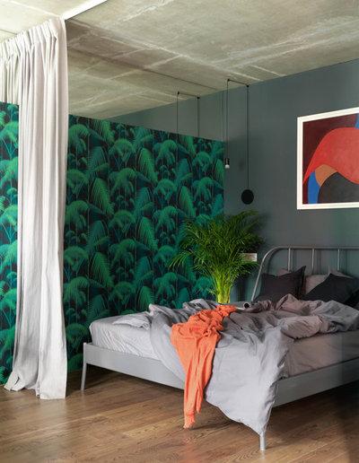 Современный Спальня by Виктория Коротецкая