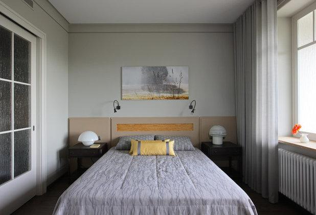 Современный Спальня by OYбюро