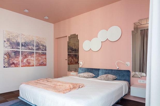 Современный Спальня by BURO 108