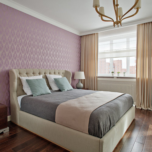 Bedroom Anime Background Weathered Oak Bedroom Sets Bedroom Decor Grey Walls Bedroom Decor Purple Ideas: Best 70 Bedroom With Purple Walls Ideas & Remodeling