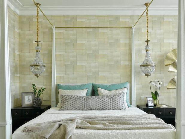 Современная классика Спальня by Berphin Interior