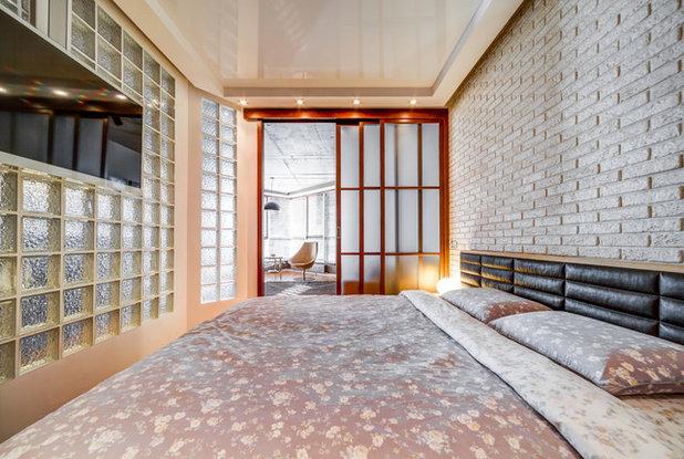 Современный Спальня by Анна Попова