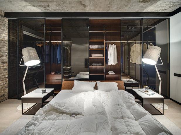 Лофт Спальня by KEEPARIS interior bar