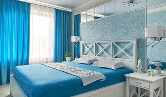 Мебель для квартиры в морском стиле.