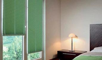Монтаж жалюзи для спальни в Краснодаре