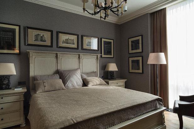Классический Спальня by Pavel Burmakin / SumburBuro