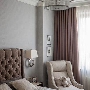 Удачное сочетание для дизайна помещения: спальня в стиле современная классика - самое интересное для вас