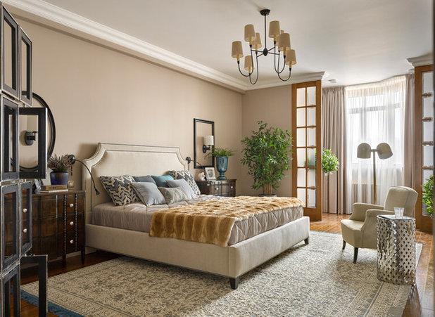 Классический Спальня by Студия дизайна интерьеров «Арх.Предмет»