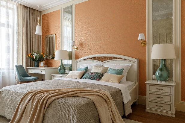 Fusion Bedroom by Margo Project. Дизайн интерьеров.