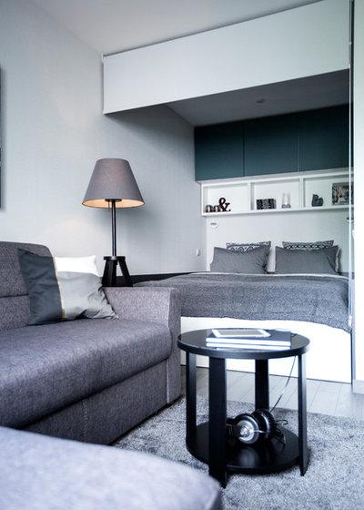 Современный Спальня by Фотограф Марк Кожура