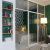 Houzz Tour: A Small Apartment Makes Room for the Important Things