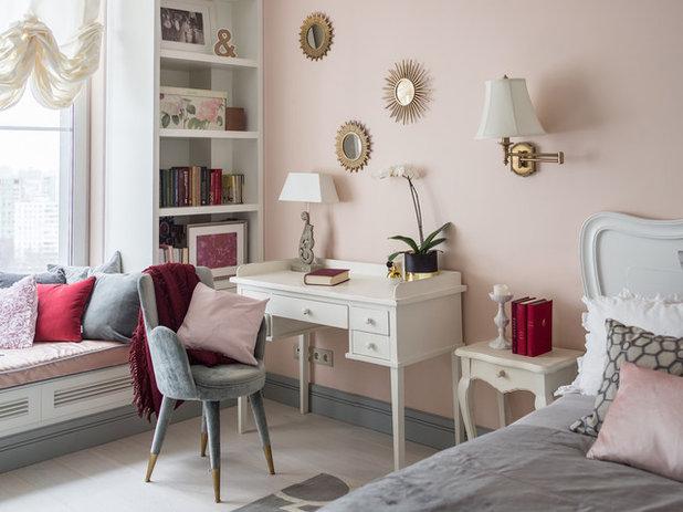 Классический Спальня by Студия Enjoy Home