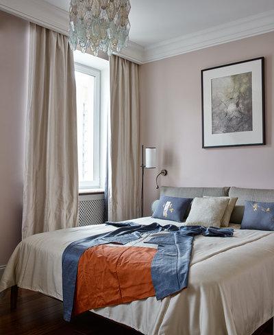 Современная классика Спальня by Room Service Interior