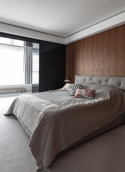 Современный Спальня by дизайн - студия Валерии Масловой