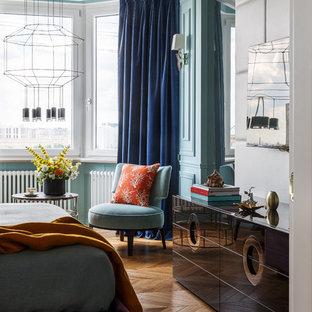 Неиссякаемый источник вдохновения для домашнего уюта: спальня в стиле современная классика