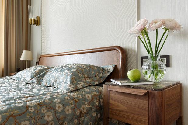 Современный Спальня by ARTSPACEBURO