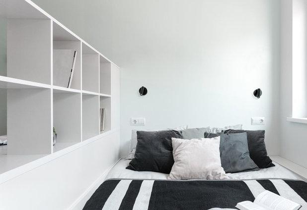 Современный Спальня by «Точка дизайна»