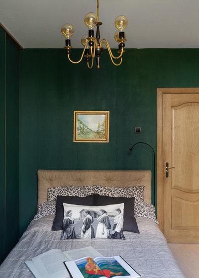 Eclectic Bedroom by Екатерина Титенко