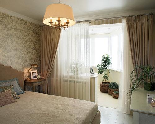 Shabby-Chic-Style Schlafzimmer in Moskau Ideen, Design & Bilder | Houzz