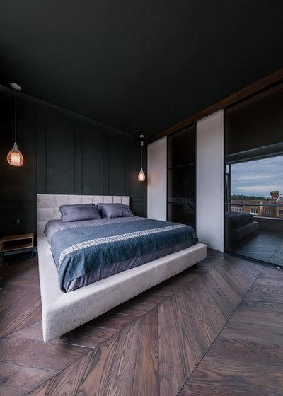 Современный Спальня by TABOORET Interiors Lab