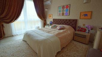 Ремонт квартиры на ул. Кирпичной