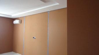 Ремонт трёхкомнатной квартиры (144 м2)