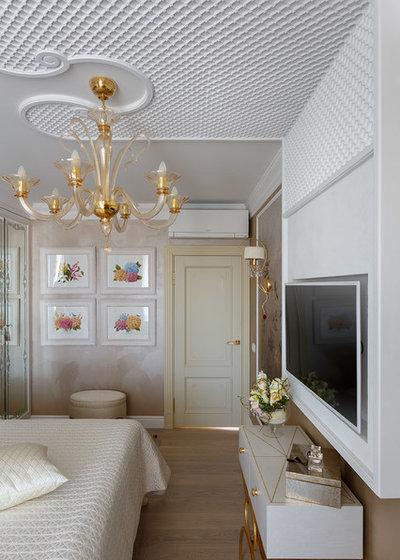 Современная классика Спальня by Студия интерьерных решений «Stasovy Design»
