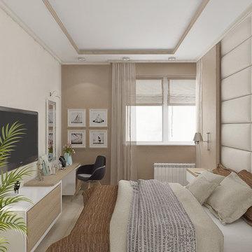 Sarto QUADRO - Natural Wood Veneer - Contemporary Interior Door