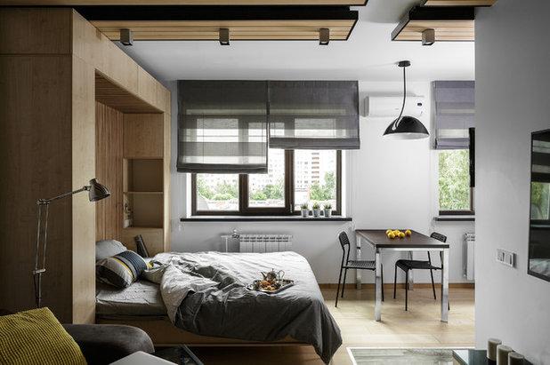Современный Спальня by DE&DE Studio